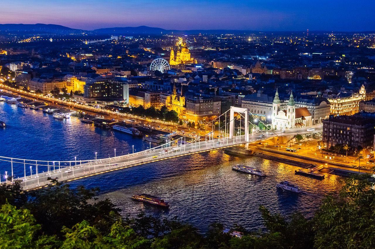 Descoperă Budapesta