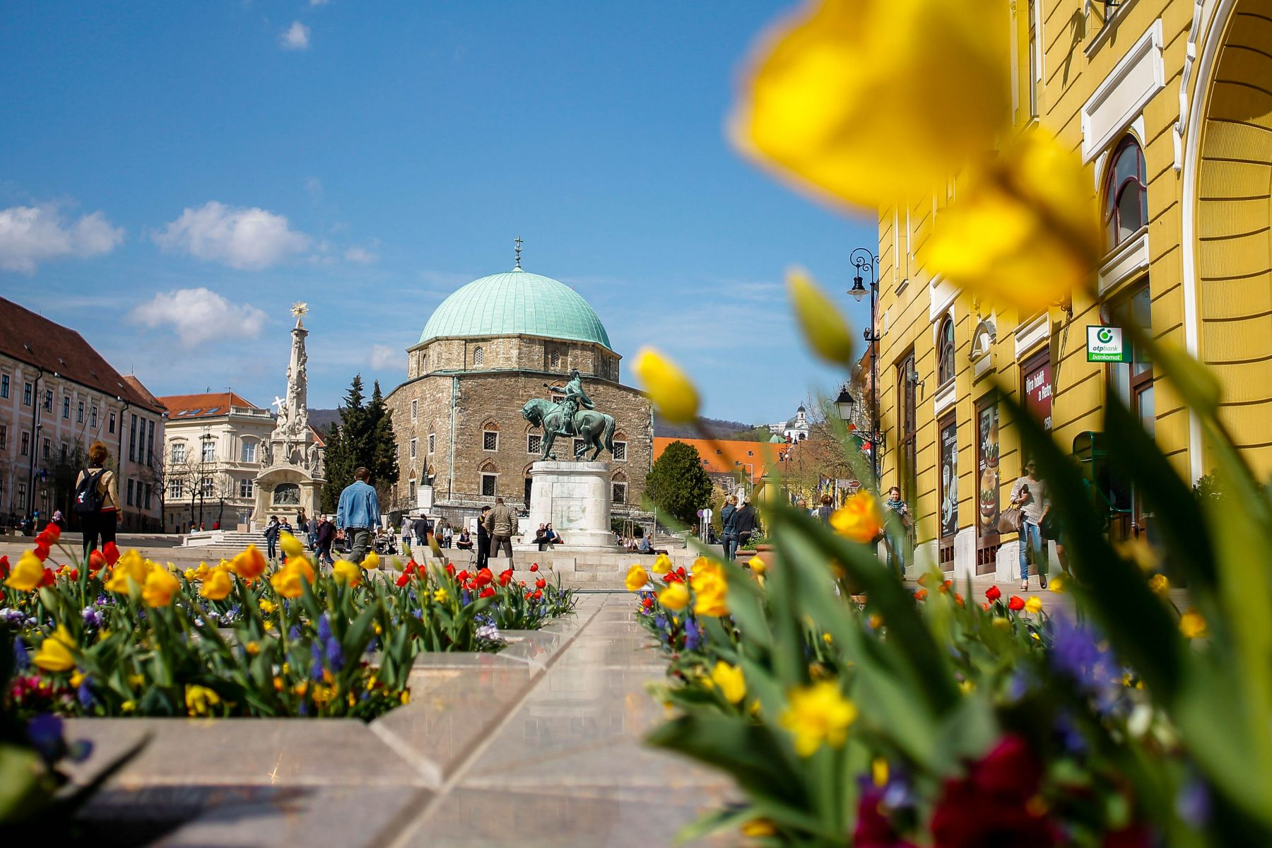 Explore Budapest and Pécs, the Capital of Culture