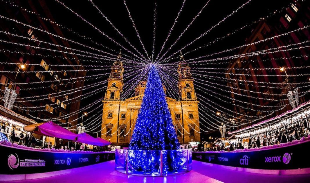 Admire Budapest Christmas Markets