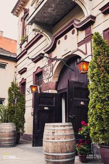 Wine Catacomb