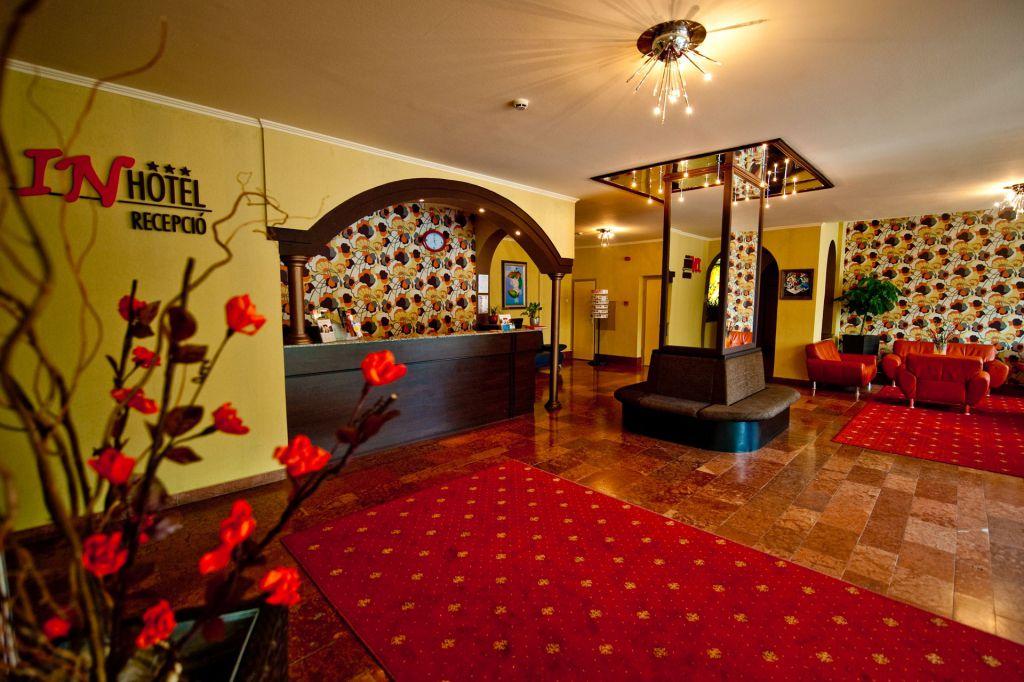 Hotel IN Hajduszoboszló